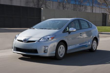 Toyota PHV