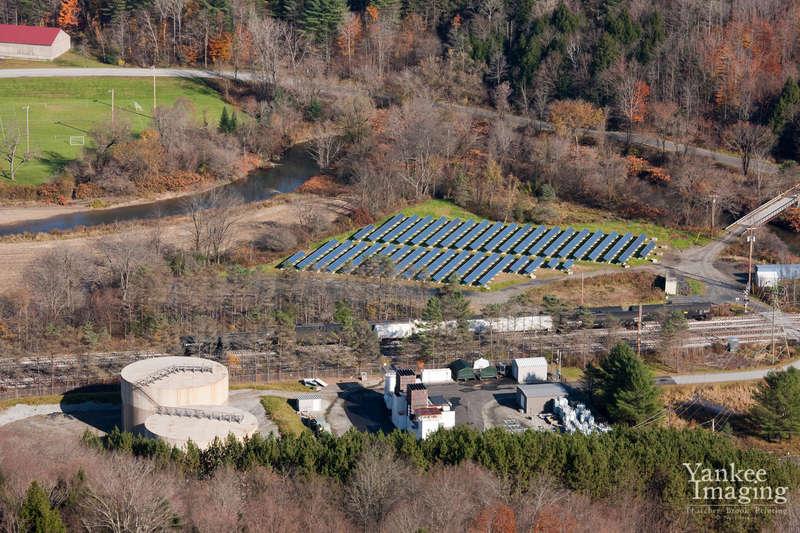 Green Mountain Power Solar Plant