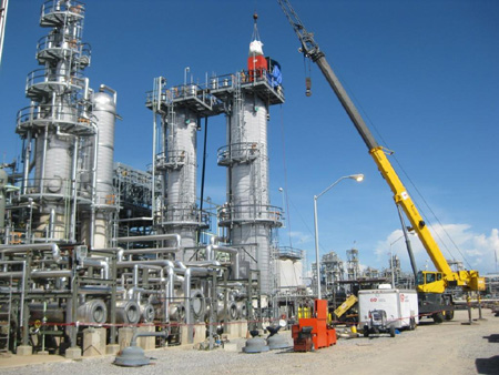 Dynamic Fuels LLC--loading catalyst