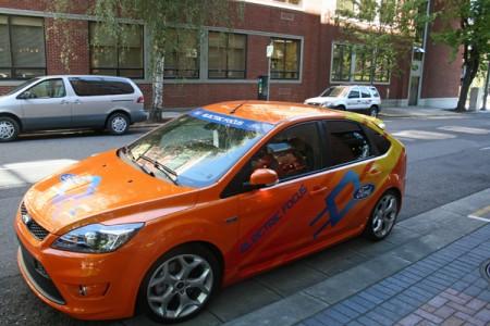Ford Sunpower Team Up On Solar Charging Earthtechling