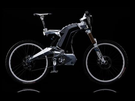 M55 The Beast hybrid bike