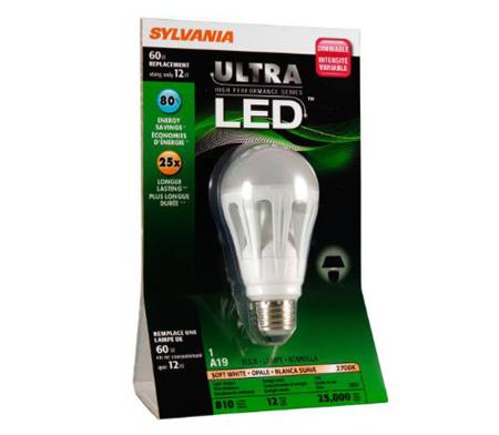Osram Sylvannia LED Bulb