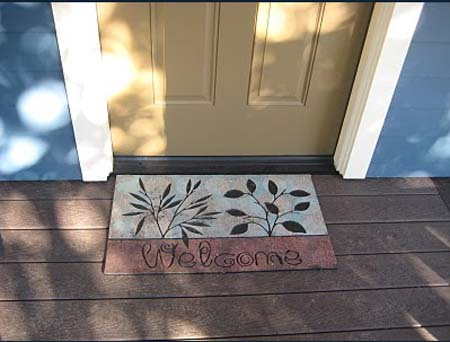 Passive House_Welcome Mat