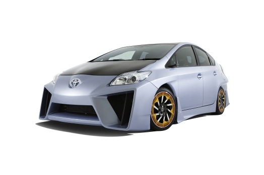 Prius_C_and_A_Custom_Hybrid Car