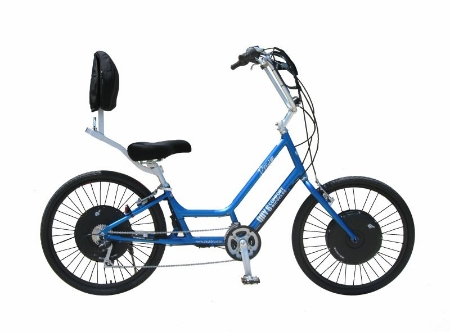 Day 6 electric bike, E+ Comfort Series