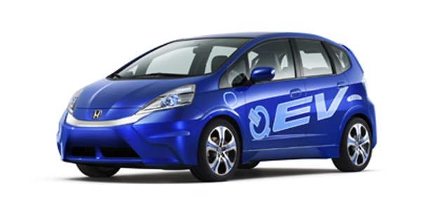 Honda Fit Electric Vehicle Hatchback