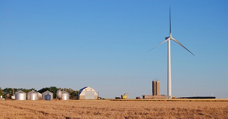 Kit Carson, Duke Energy wind power project, Colorado
