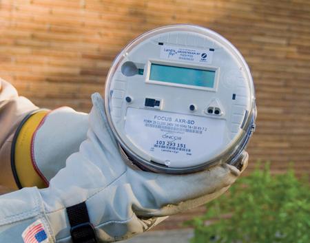 Oncor Smart Meter