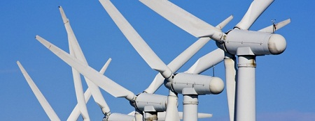 Wind turbines, Ontario energy policy