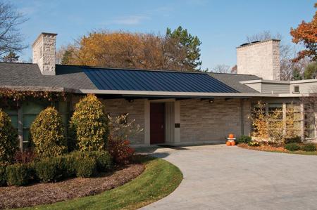 EnerGen rooftop solar system