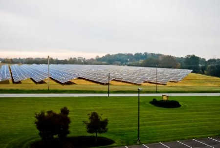 Synder's of Hanover's solar installation