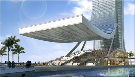 Solar Universe, proposed Miami tower