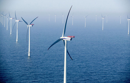 South Korea Wind Farm