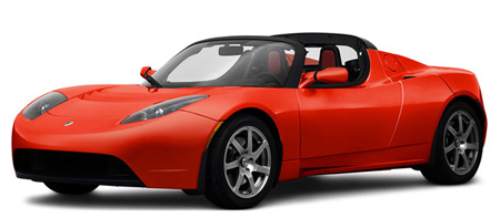 Tesla Roadster, Greentopia top-ranked car