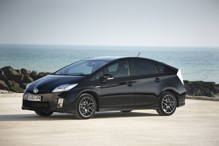 Toyota UK Prius 10th Anniversary