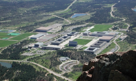 U.S. Air Force Academy, Colorado Springs, CO
