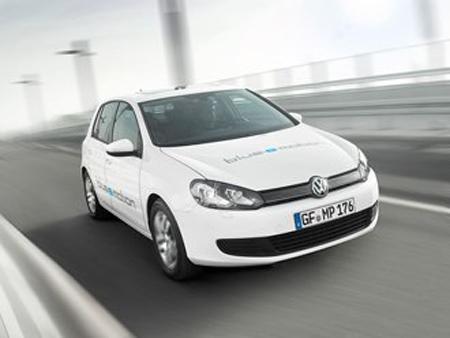 VW EV Golf