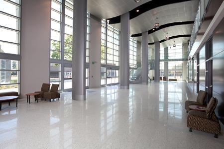 Chabot College in Hayward, CA--SageGlass