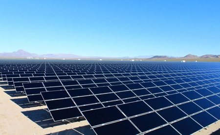 Copper Mountain solar, Boulder City, Nevada
