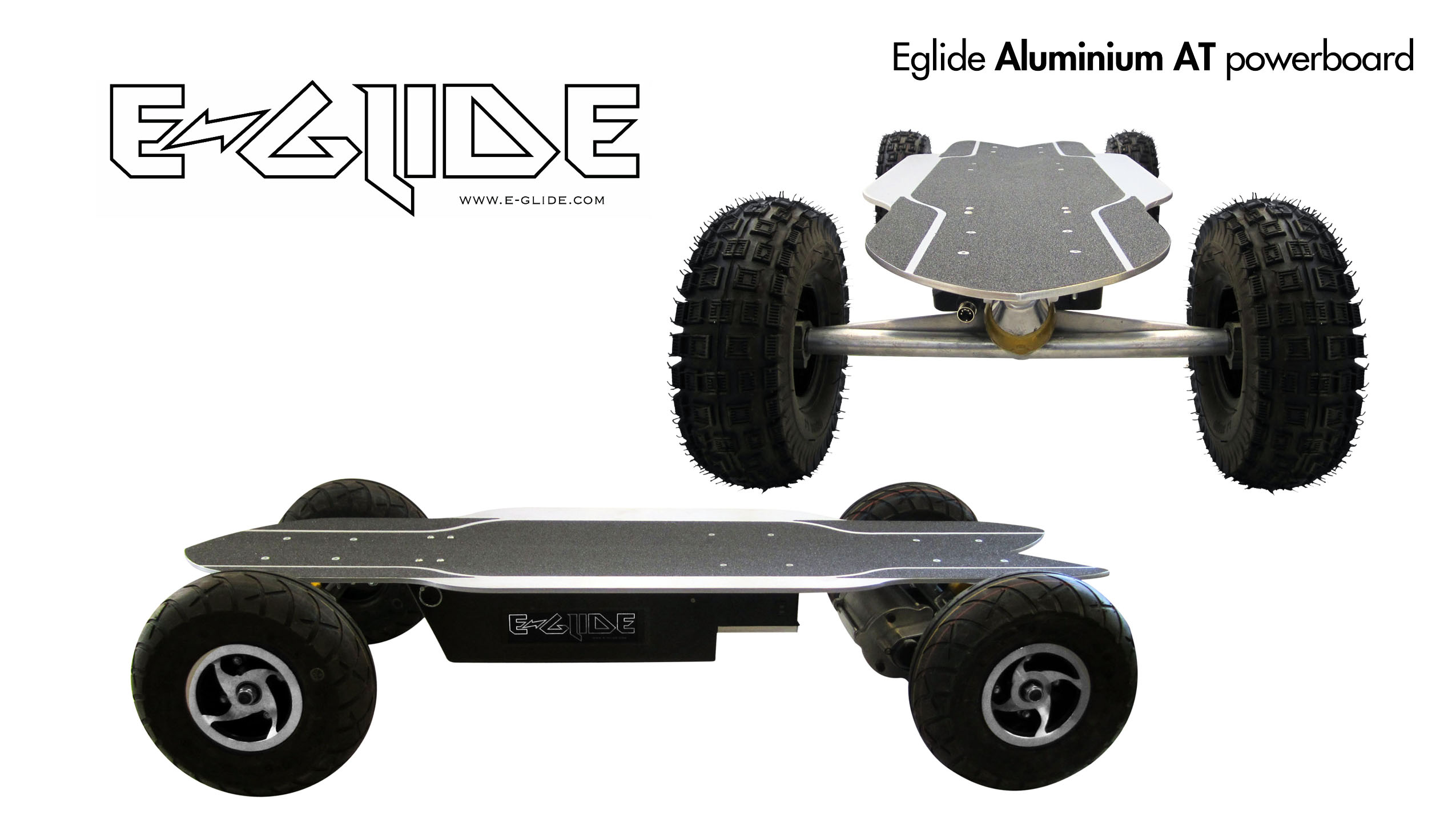 E-Glide Electric Skateboard