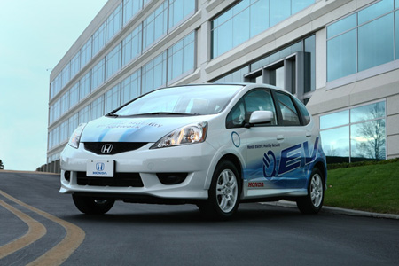 Honda Torrance CA EV program
