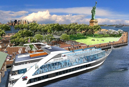 New York Hornblower hydrogen hybrid