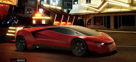 Lamborghini E-trans