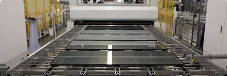 MiaSole Thin Film Solar manufacturing process