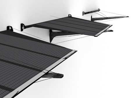 Molla Photovoltaic Awning