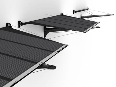 Molla Photovoltaic Awning