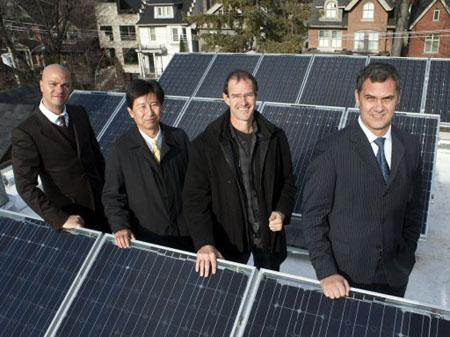 Sanyo Solar Panels