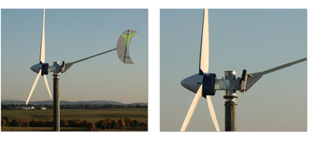 Xzeres 442 wind turbine