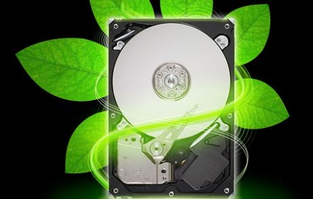 Eco-friendly hard drive, Barracuda Green, Seagate