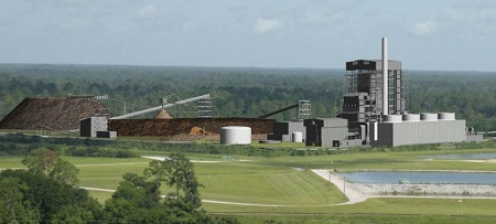 Proposed woody biomass plant, Gainesville, Florida, American Renewables