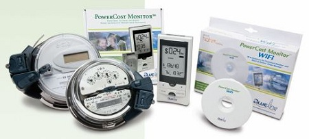 Home energy monitor, PowerCoast, Google PowerMeter
