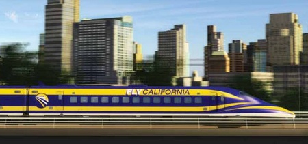 California high-speed rail, Central Valley segment