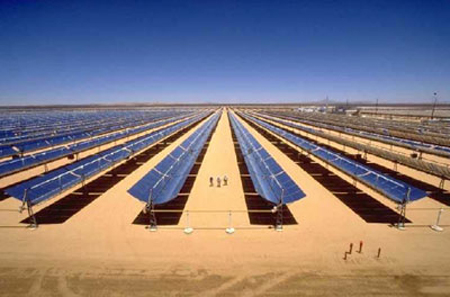Solar power, Tessera, Imperial Valley