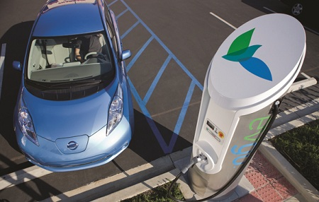 eVgo, Houston electric-vehicle charging network