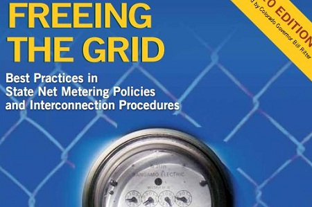 Freeing the Grid, solar policy guide, Vote Solar
