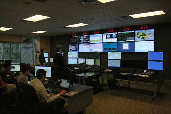 Iberdrola Renewables Control Center