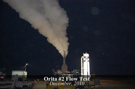 Geothermal, Orita No. 2, Imperial Valley, Ram Power