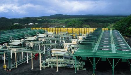 Ormat Geothermal