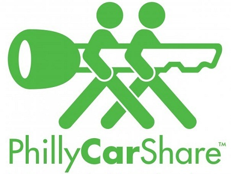Car share, electric vehicles, PhillyCarShare