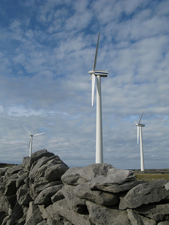 Aran Islands Wind Power