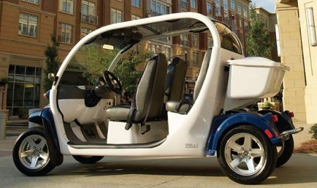 Low-speed electric vehicle, Chrysler Global Electric Motorcars