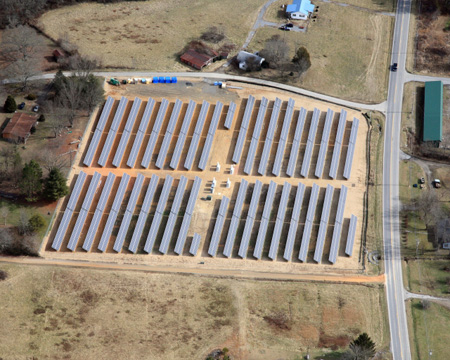 Georgia Solar Farm