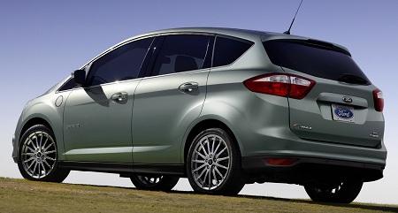 Plug-in hybrid, Ford C-MAX Energi
