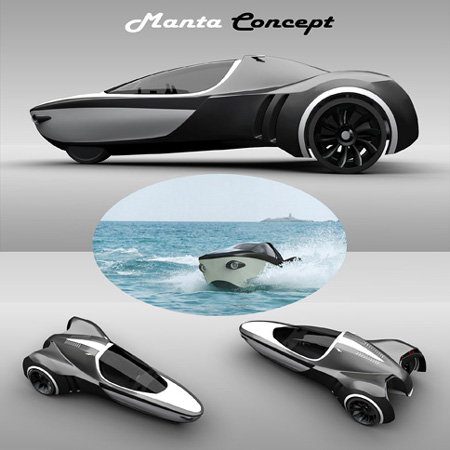 Mantra Concept Michelin Design Challenge