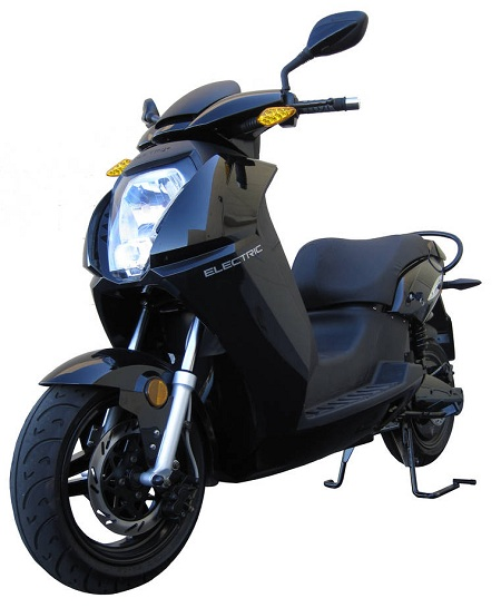 Electric scooter, Vectrix VH-2
