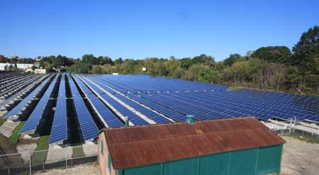 WMECo Silver Lake Solar Project